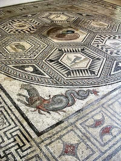 Vaison Mosaic